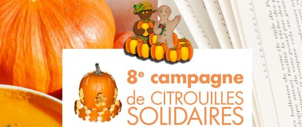 8e Campagne de Citrouilles Solidaires