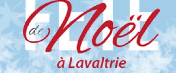 Fête de Noël à Lavaltrie