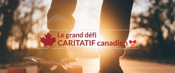 DÉFI CARITATIF CanaDon pour La Fondation de la Guilde du Pain d'Épices